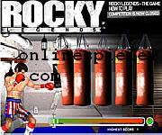 Rocky legends Box online spiele